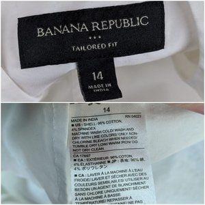 Banana Republic Tops - 3/$20 Banana Republic Tailored Fit Bell Sleeve